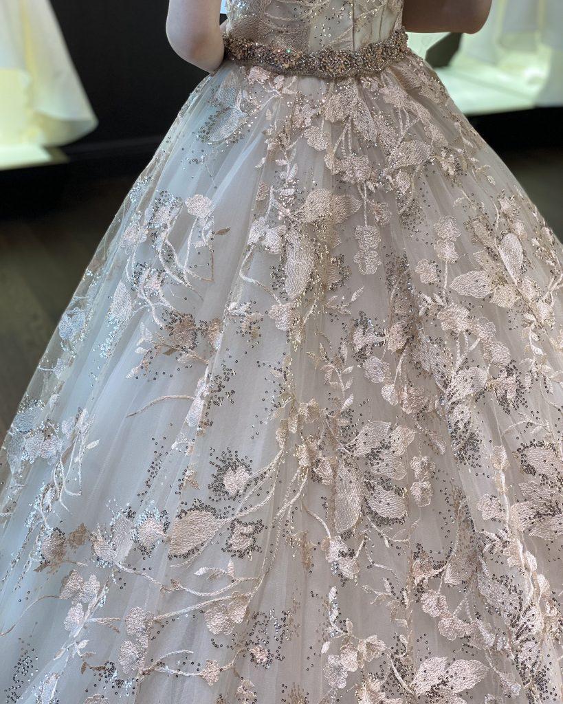 JUNO ジュノ KENNETH POOL ケネスプール ウエディングドレス