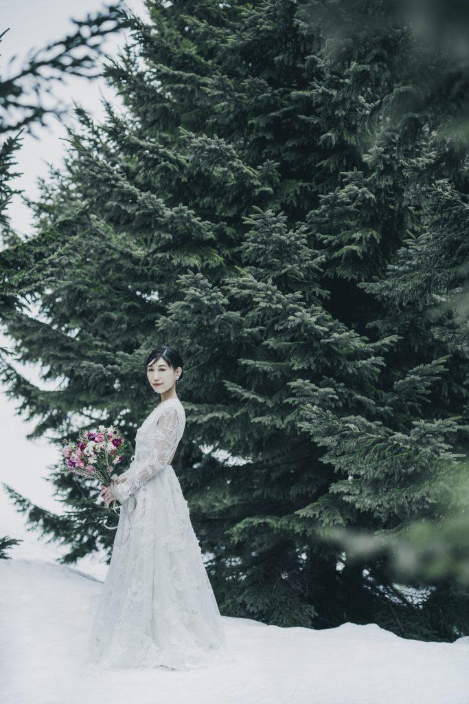 KENNETH POOL JUNO 北海道 ジュノ ドレス 札幌 フォトウエディング