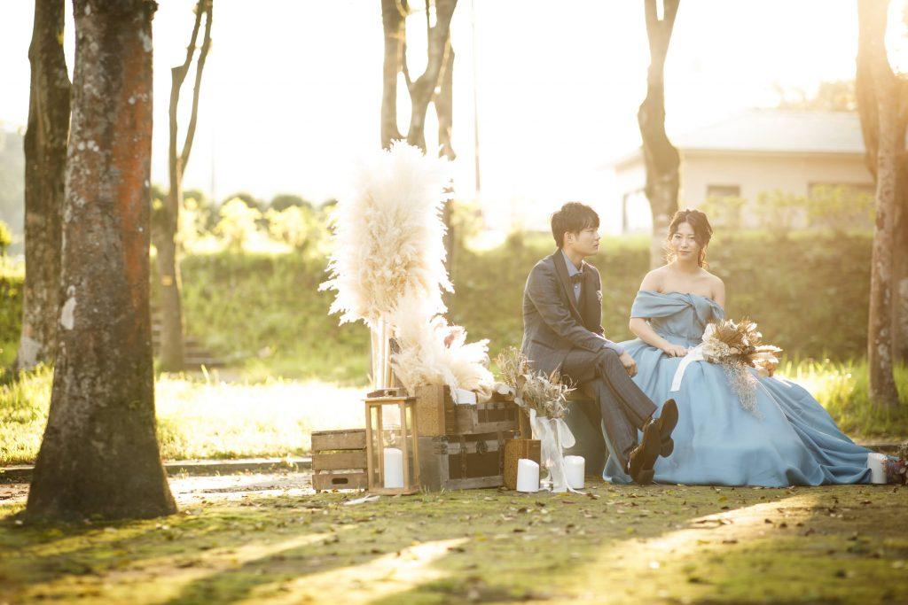 鹿児島エリアの花嫁様へーフォトウエディングのご案内ー