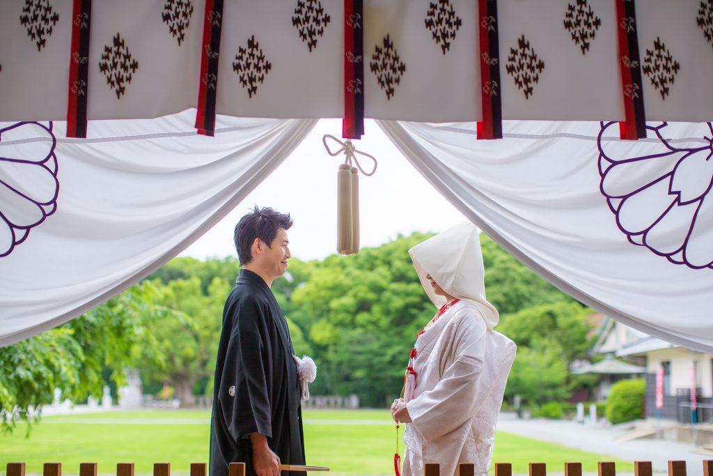 JUNO 神社婚 和装婚 白無垢