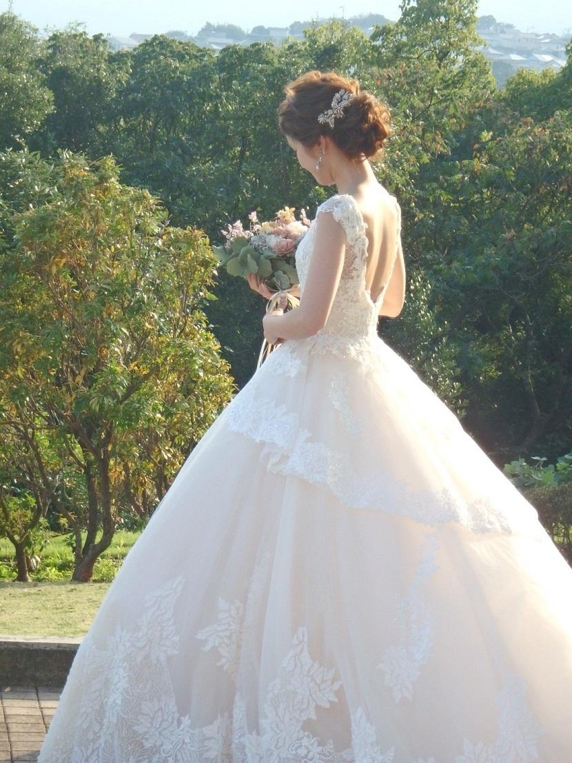丘の上のナチュラル×クラシック Wedding