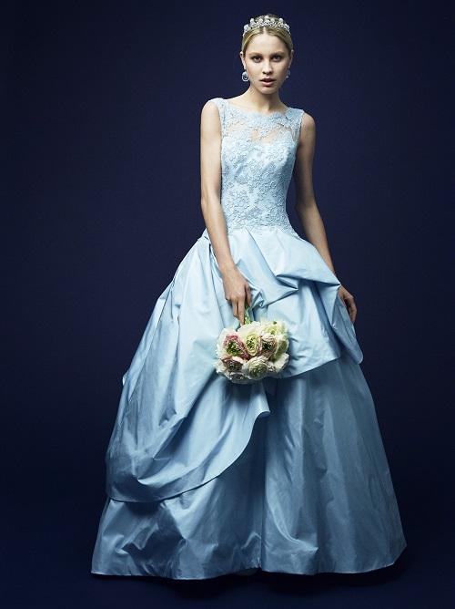 2d80748cde914 KENNETH POOL ケネスプール JUNO Wedding dress color dress ジュノ ウエディングドレス カラードレス ドレス  ウエディング