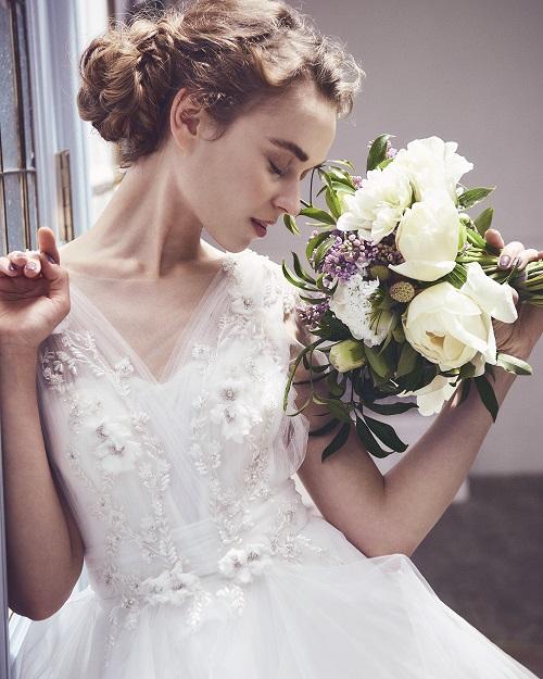 3eb7369c0242b MARCHESA マルケーザ JUNO Wedding dress color dress ジュノ ウエディングドレス カラードレス ドレス  ウエディング